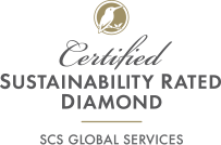 Certified Sustainably Rated Diamond