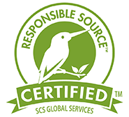 Responsible Source Certified logo