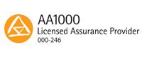 AA1000 logo