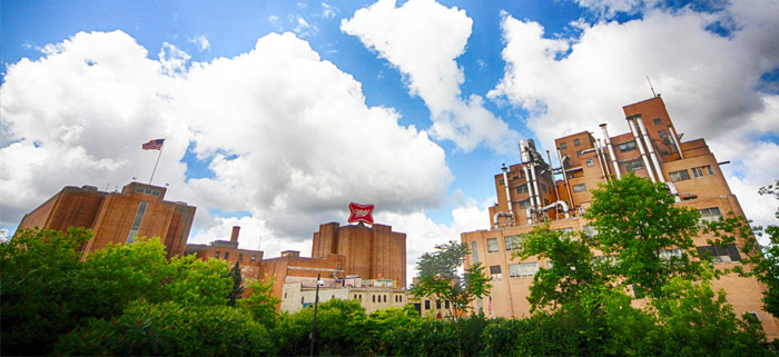 MillerCoors Brewery