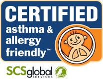 asthma & allergy friendly®