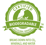 SCS Biodegradable Logo