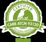 Carb Formaldehyde Compliance Logo