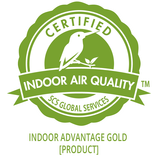 Certified Indoor Air Quality Logo