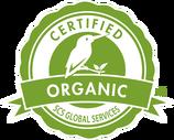 Organinc Certification Logo
