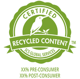 Recycled Content Logo