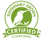 Sustainably Grown Logo