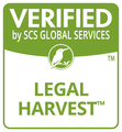 SCS Certified Responsible Legal Harvest Logo