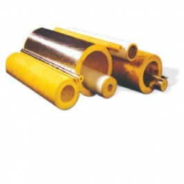 AFICO Pre-Formed Pipe Sections - Glass Fiber by Arabian Fiberglass