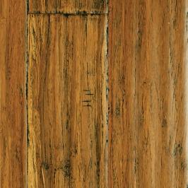 Morning Star XD Hand Scraped Honey Strand Bamboo 1/2