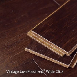 7004008000 Vintage Java Fossilized Wide Click Bamboo By