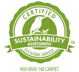 Sustainable Carpet Certification