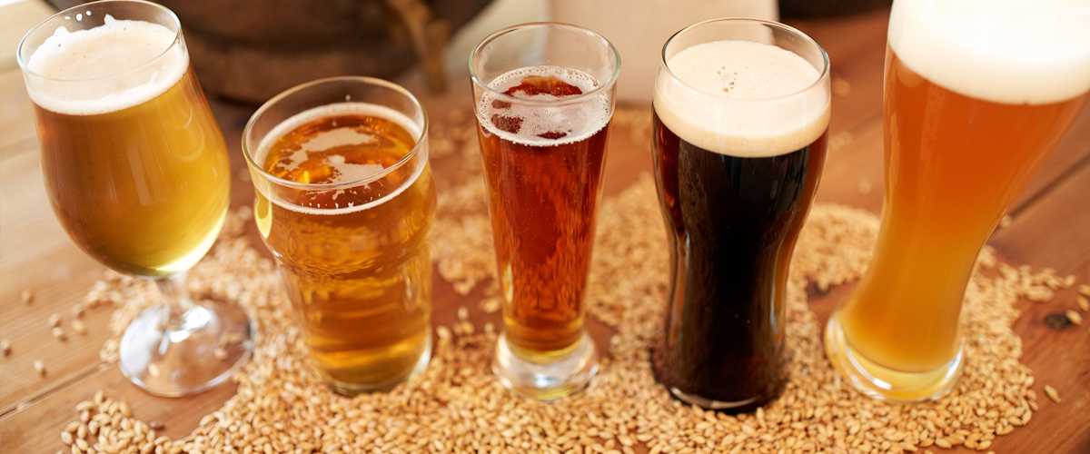 Beer and Grains