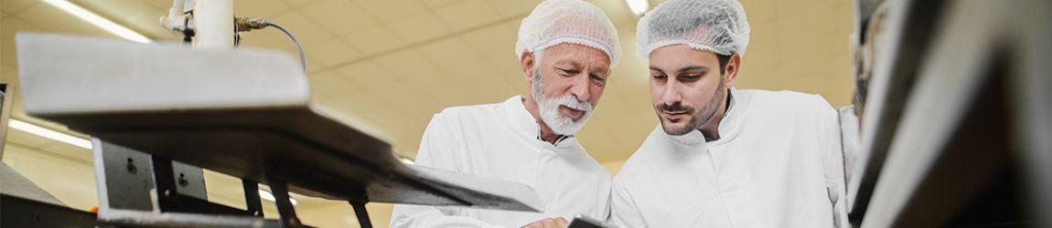 Food safety auditors