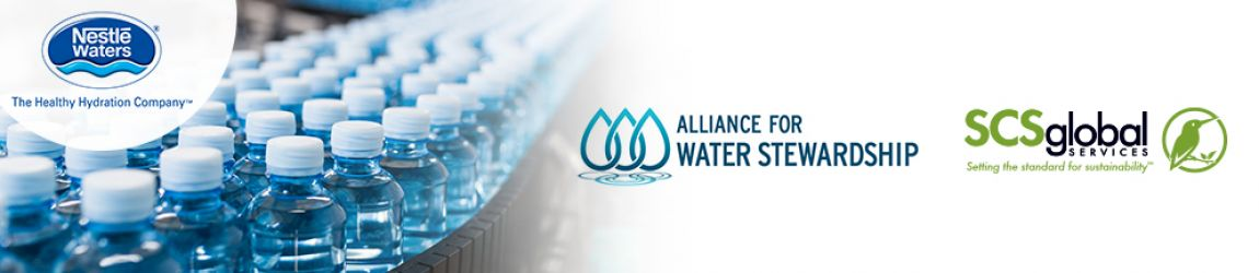 Nestle Waters certification