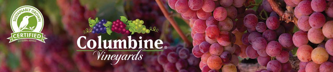 Columbine Vineyards banner