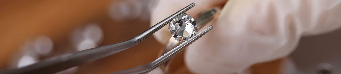 Tracking diamond origin