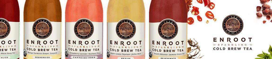 Enroot Cold Brew Tea