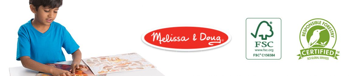 Melissa & Doug Banner