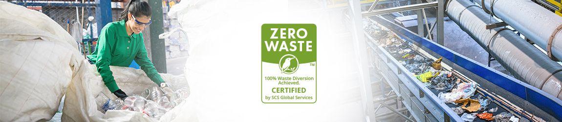 Zero Waste Certification