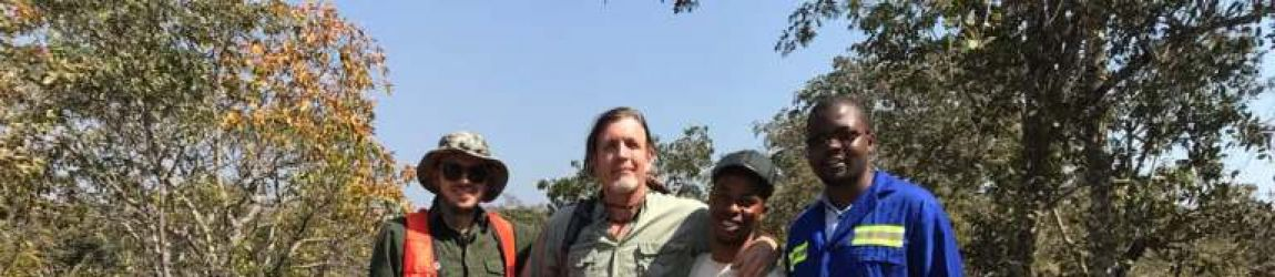 The Audit team in Rufunsa