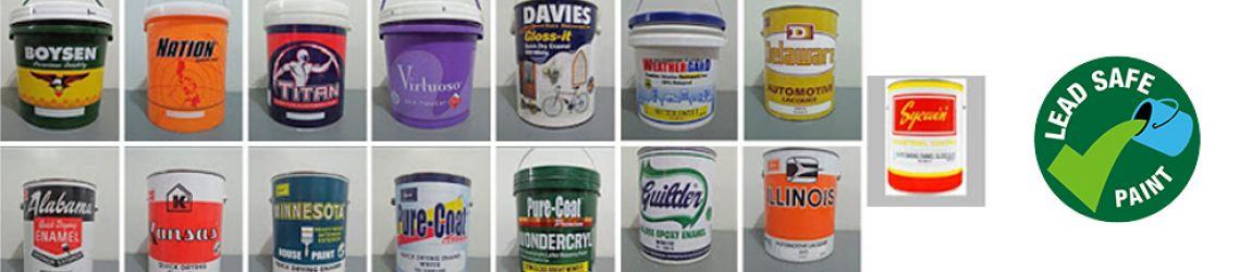 Lead Safe Paint