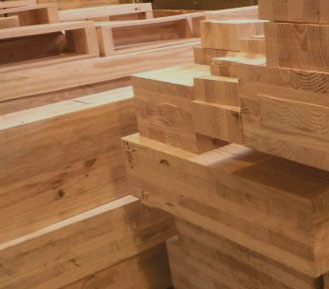 Responsbily Managed Forest Wood Product