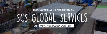 Recycled Content Certification