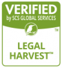 Legal Harvest logo