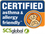 asthma & allergy friendly logo