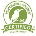 responsible source logo