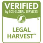 Legal Harvest logo
