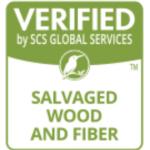 salvaged wood cert mark